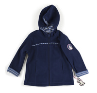 Mini Fleecejacke
